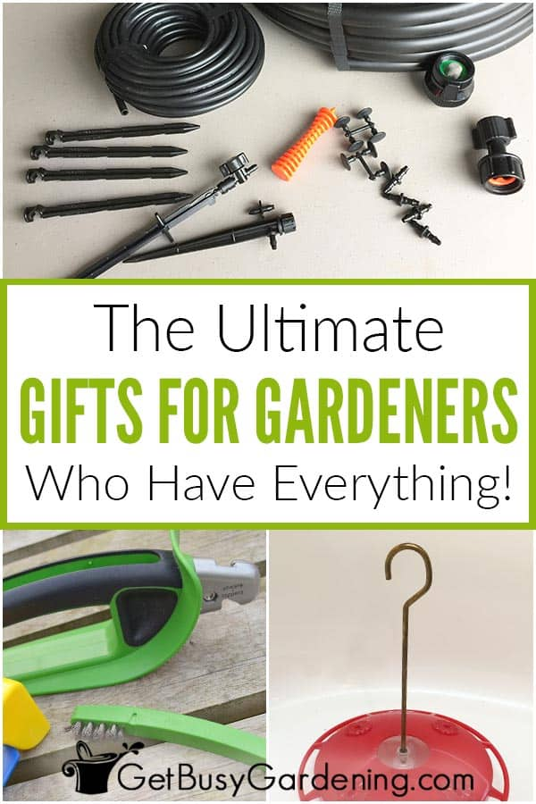 20 Fabulous Gifts For The Gardener Who, What To Get A Gardener Who Has Everything