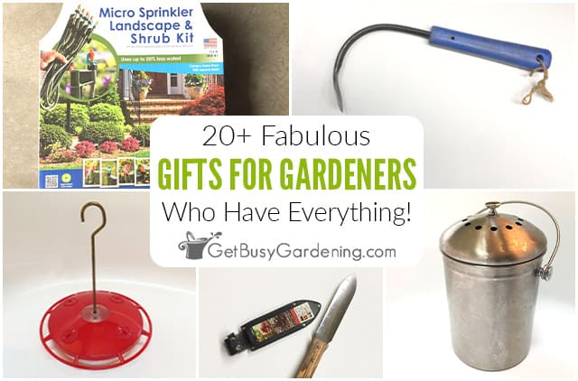 20 Fabulous Gifts For The Gardener Who, Unique Gardening Gifts