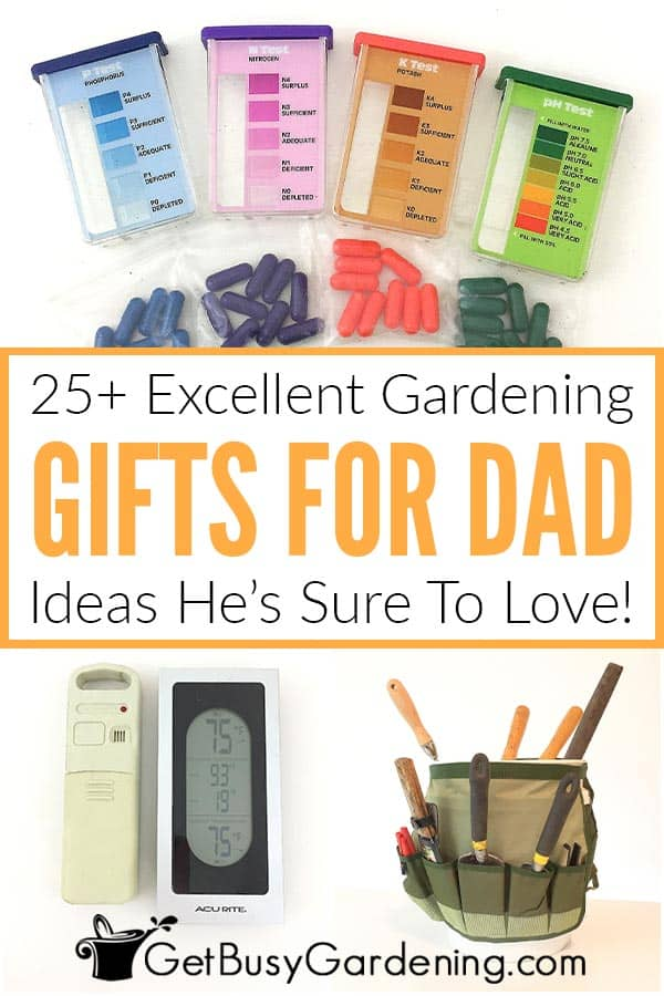 25+ Excellent Gardening Gifts For Dad: Ideas He's Sure To Love!