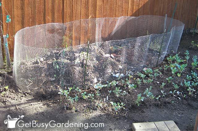Larger version of my easy DIY compost bin