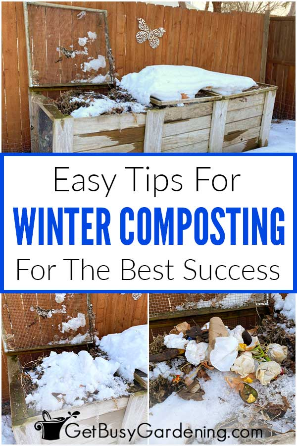Easy Tips For Winter Composting For The Best Success
